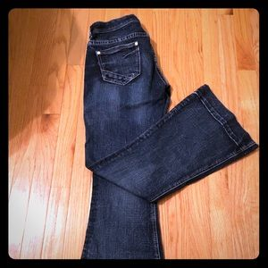 Rock & Roll Cowgirl Trouser Jeans 28x32